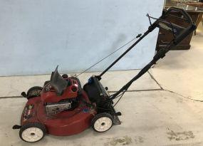 Toro Self Propelled Pull Mower