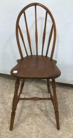 Primitive Style High Chair