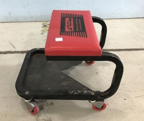 Harbor Freight Rolling Seat