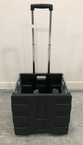 Rolling Carrying Crate