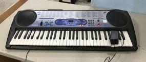 Casio LK-40 Keyboard