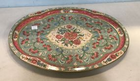 Daher Decorated Ware Tin Tray