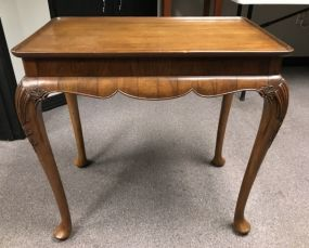 Antique Queen Anne Tea Table