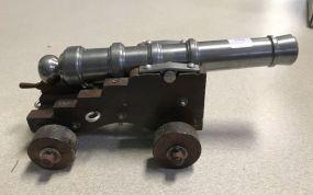 Vintage Starter Cannon