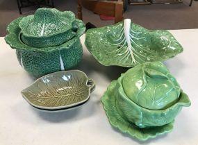 Faiancas Belo Cabbage Serving Pottery