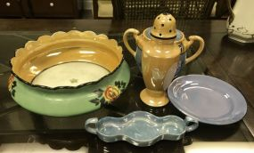Japanese Hand Panted Luster Ware