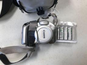 Canon Powershot S1IS Camera