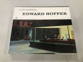 Lloyd Goodrich Edward Hopper Book