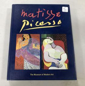 Matisse Picasso Book