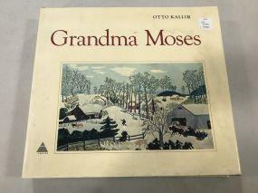 Grandma Moses by Otto Kallir