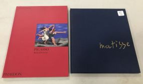 Matisse and Picasso Books