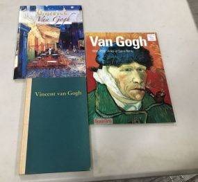 Vincent Van Gogh Books