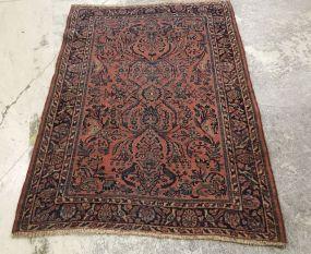 Hand Made Wool Persian Area Rug