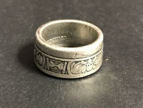 Memento Mori Men's Ring