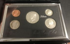 United States Mint Premier Silver Proof Set 1993