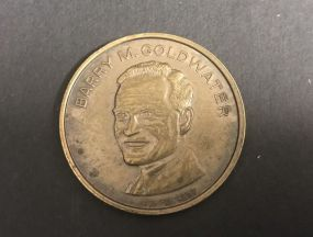 Barry M. Goldwater Mississippi Republican Party Medal