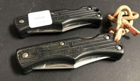 Pair of Imperial Ireland Stainless Pocket Knives