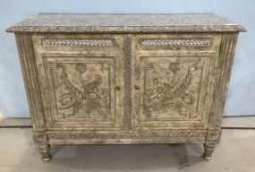 Maitland-Smith French Style Commode