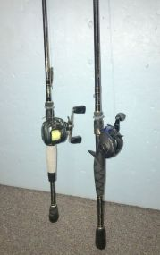 Bass Pro Extreme and Quantum Escalade