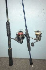 Bass Pro JCL2500, and Bass Pro Power Lower Pro Qualifier
