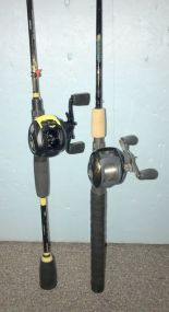 Bass Pro WM05HB and Victory 621