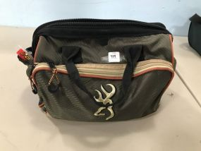 Browning Tackle Bag with Lures