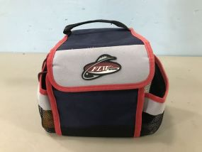 FLW Outdoor Small Tackle Bag with Tackle