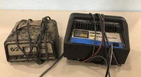 Two Battery Chargers