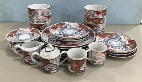 Heirloom Imari Pattern China Set