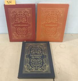The Easton Press Art Books