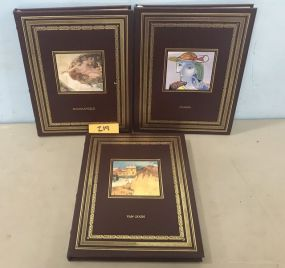 Easton Press Gold Bound Artist Books