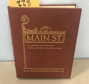 Main St. by Sinclair Lewis