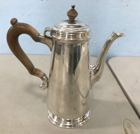 Marked Tiffany & Co. Sterling Silver Pitcher