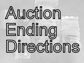 Auction Ending Directions