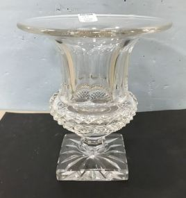 St. Louis Glass Versailles Vase