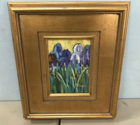 Pryor Buford Graeber Flower Painting