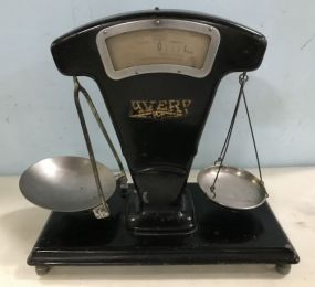 Avery Scales Large Period Style Kitchenalia Scale