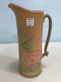 Weller Pottery Tankard Ewer Pitcher