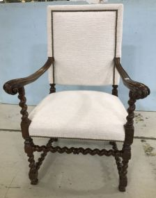 Beautiful French Style Arm Chair
