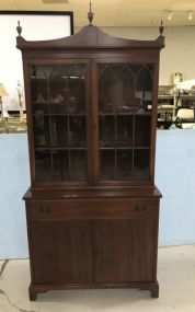 Williams Furniture Company Chippendale Style China Cabinet