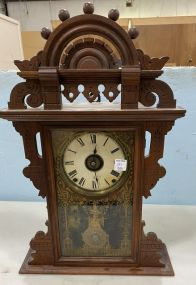 Victorian Style Mantle Clock