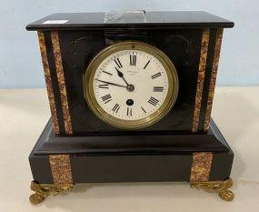 Lesuisse Lille Mantle Clock