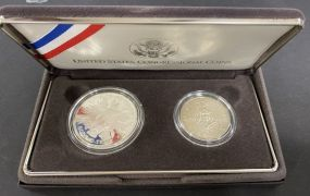 1989 United States Congressional Silver Coins