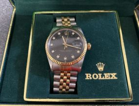 1986 Men's Rolex Datejust Watch