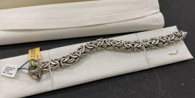 Sterling Byzantine Bracelet