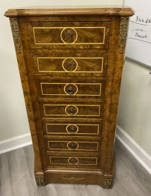 French Empire Style Lingerie Chest