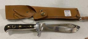 Puma White Hunter Super Keen Cutting Steel Knife