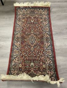 Alexandria Collection Ramadan Red 2' x 4'