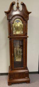 Baldwin Co. Grandfather Clock