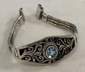 Vintage .925 Sterling Bracelet